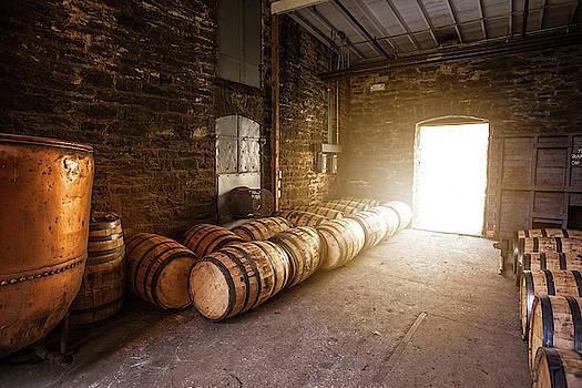 Bourbon Kettle Room by Karen Varnas
