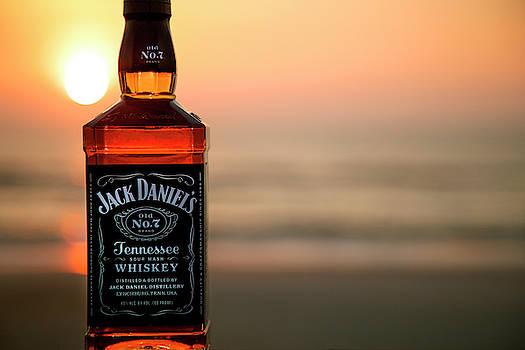 Bourbon Sunrise 5 by David Stasiak
