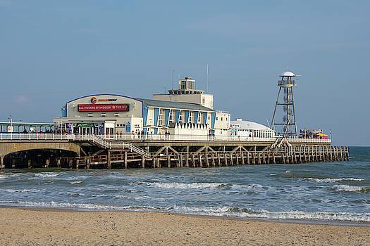 Bournemouth Pier 3 by Steev Stamford