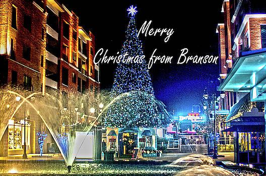 Branson Christmas by Annette Persinger