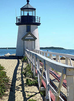 Sharon Williams Eng - Brant Point Lighthouse 300