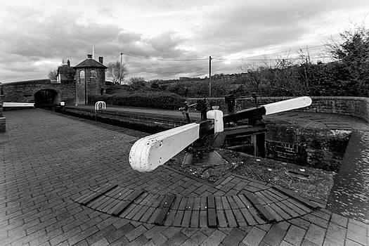 Bratch Locks aged by Steev Stamford