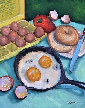 Breakfast by Jeff Dickson