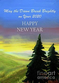 Sharon Williams Eng - Breaking Dawn on 2020