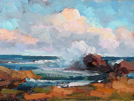 Breaking Surf by Steven McDonald