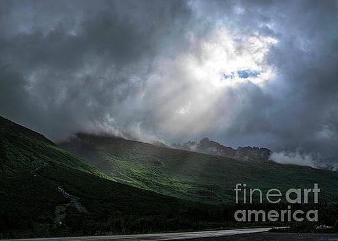 Breaking Through - It's All About Perspective 2 by Jan Mulherin