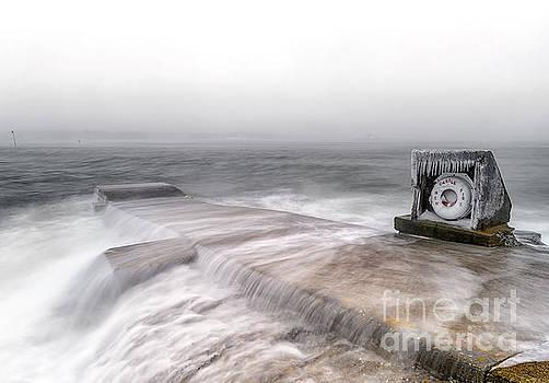 Breakwater Bouy by Scott Thorp