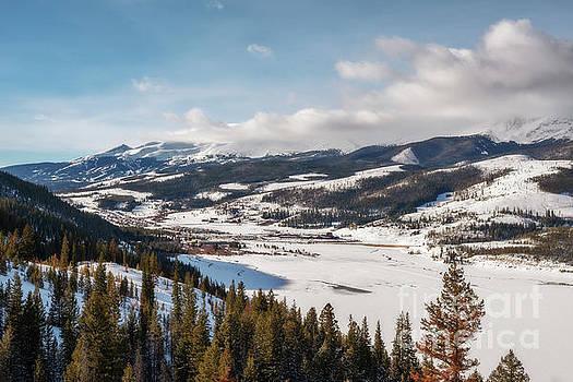 Breckenridge View by Sharon Seaward