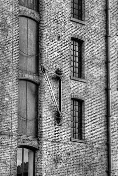 Brick Warehouse by Jeff Townsend