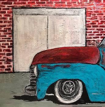 Brickbreaker  by Randi Schultz