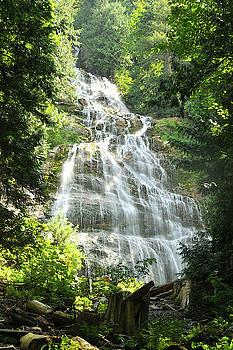 Susan Burger - Bridal Veil Falls