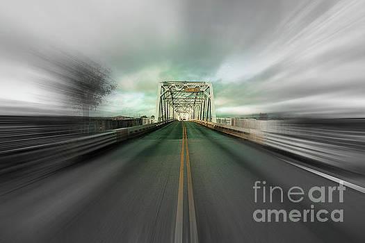 Bridge Blur by Raul Rodriguez