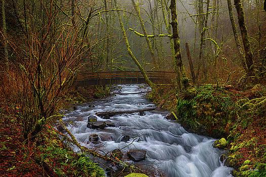 Chris Steele - Bridge To Bridal Veil Falls