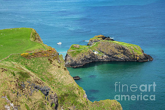 Bob Phillips - Bridge to Carrickarede Island Two