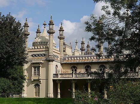Richard Reeve - Brighton Royal Pavilion 1