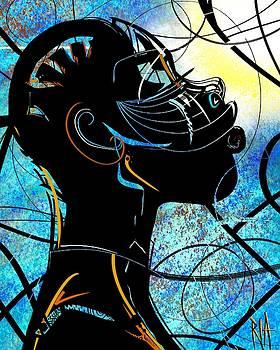 Broken but still  by Artist RiA
