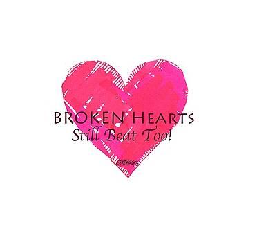 Broken Hearts Still Beat Too by Seth Weaver
