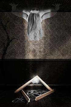 Broken Mirror by Arvydas Butautas