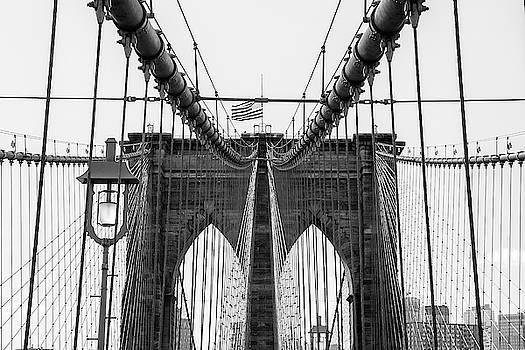 Brooklyn Bridge by Stephanie McDowell