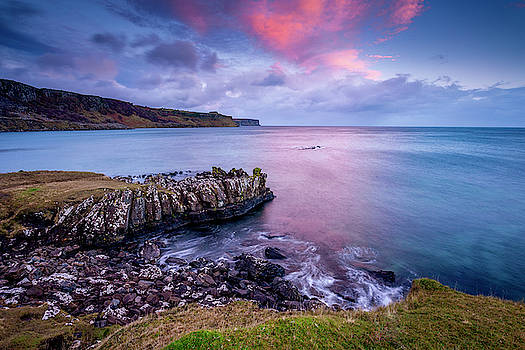 Brother's Point Sunrise by John Frid