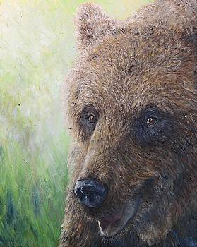 Brown Bear by Elin Johnsen