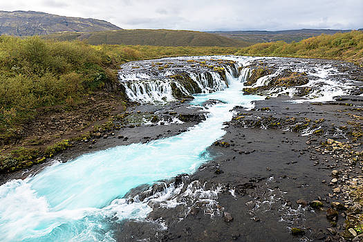 RicardMN Photography - Bruarfoss waterfall
