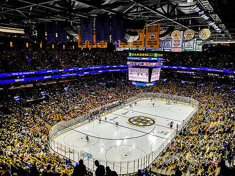 Bruins - TD Garden by SoxyGal Photography