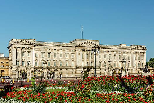 David Ross - Buckingham Palace, London