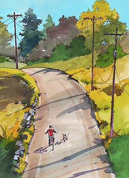 Buddy 'n Bike by Art Scholz