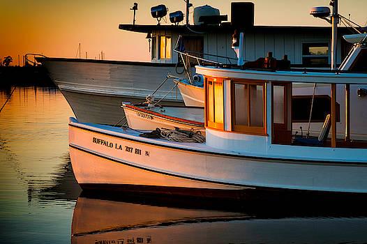 Buffalo Boat by Tom Gresham