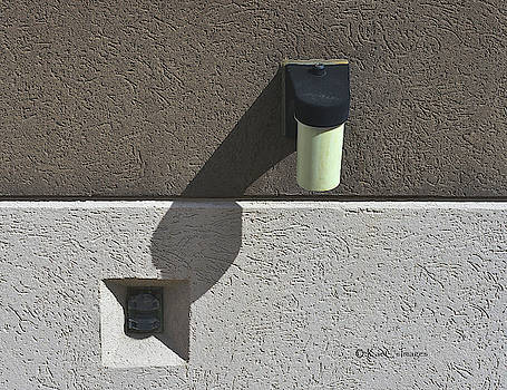 Building Light and Outlet by Kae Cheatham