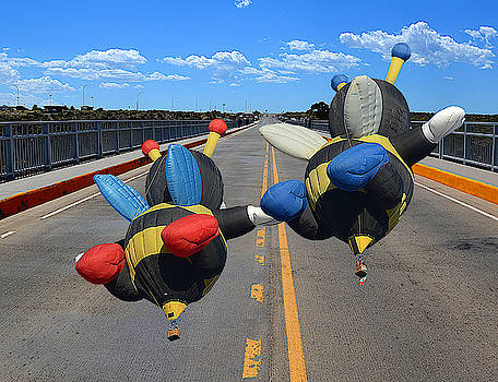 Bumbling Around by Gerald Greenwood