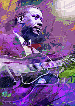 Bumpin' Wes Montgomery by David Lloyd Glover