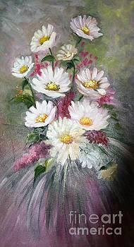 Bunch of Daisies by Barbara Haviland