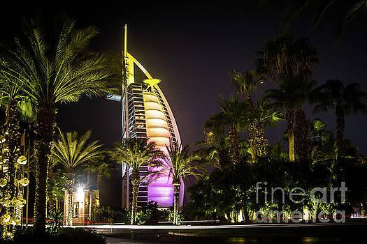 Burj Al-Arab in Dubai by Habashy Photography