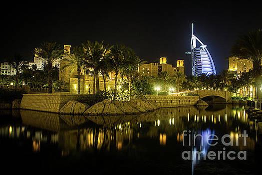 Burj Al-Arab Reflection by Habashy Photography