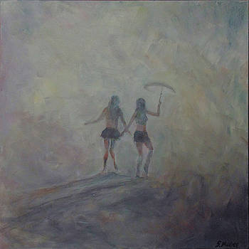 Burning Girls by Susan Moore