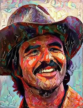Burt by Paul Van Scott