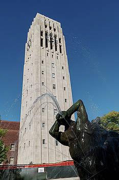 Burton Tower 2 by Greg Croasdill