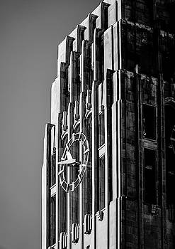 Burton Tower by Greg Croasdill