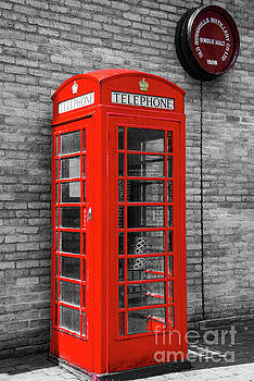 Bob Phillips - Bushmills Red Phone Booth 4