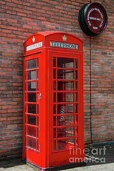 Bob Phillips - Bushmills Red Phone Booth