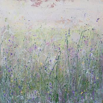 Buttercups and Bluebells by Brenda O'Quin