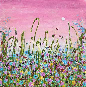 Buttercups and Lilacs by Brenda O'Quin