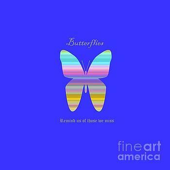 Butterflies by Carol Eliassen