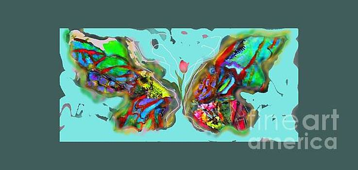 Butterfly 2 by Claire Sallenger Martin