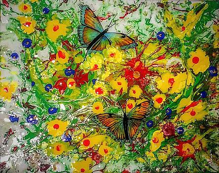 Butterfly Delight by Vincent Autenrieb