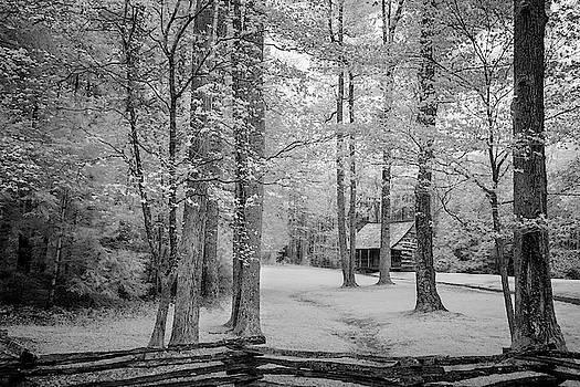 Jon Glaser - Cabin in the Smoky