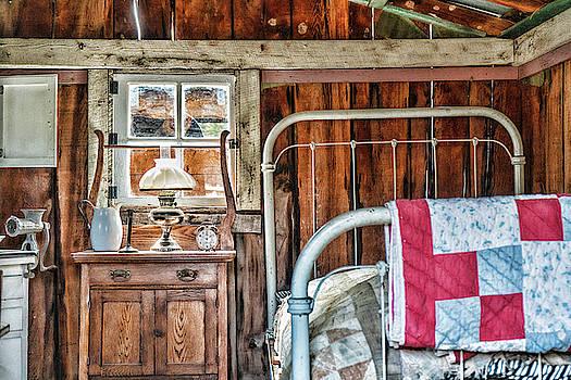 Sharon Popek - Cabin Interior