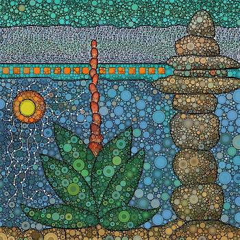 Cactus and Cairn by Daniel McPheeters